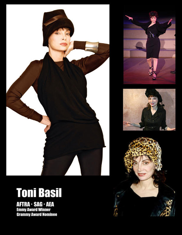 Toni Basil The Authorized Site Agency Contact